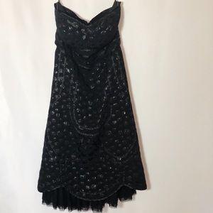 WD NY black dress